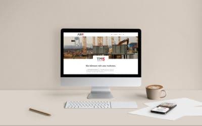 Die ABE-Gruppe hat jetzt eine neue Webseite!