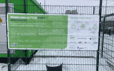 """Power-to-Gas-Anlage """"Windgas Haurup"""""""
